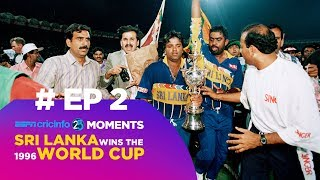 How Sri Lanka '96 World Cup Win Changed Cricket (2/25)