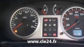 Problème démarrage Clio 2