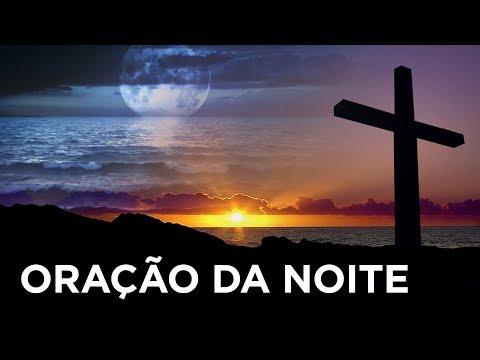 ORAÇÃO DA NOITE - Fale com Deus Para Dormir Bem - Pastor Antonio Junior