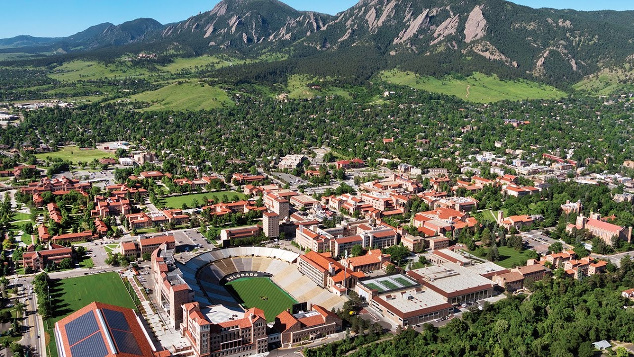 cu boulder campus tour youtube