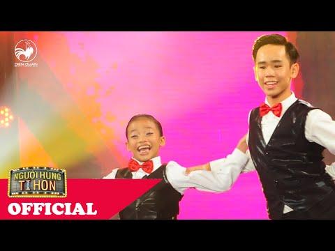 Người Hùng Tí Hon | Tập 13: Tài năng khiêu vũ - Phúc Nhi & Tuấn Phong (Vòng 1)