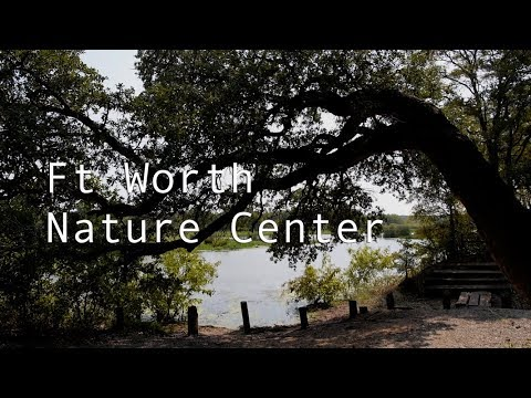 Ft Worth Nature Center and Refuge 8-5-17
