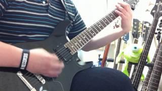Erra - Vaalbara(Guitar Cover)