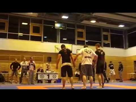 Team PTK on Tour; Grappling Games 09.02.2013