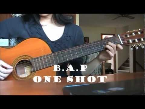 B.A.P (비에이피) - One Shot Guitar/English Cover