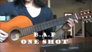 B.A.P (비에이피) - One Shot Guitar/English Cover