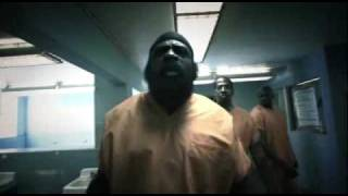 Kimbo Slice fight scene in Blood and Bone movie