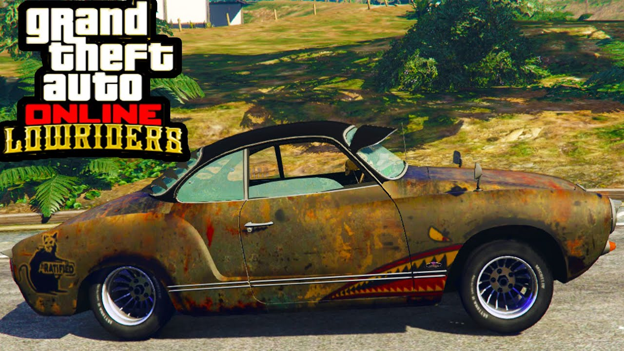 gta 5 online update new cars found all 6 dlc lowrider vehicles gta 5 online youtube