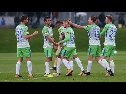 Highlights | VfL Wolfsburg - FC Erzgebirge Aue