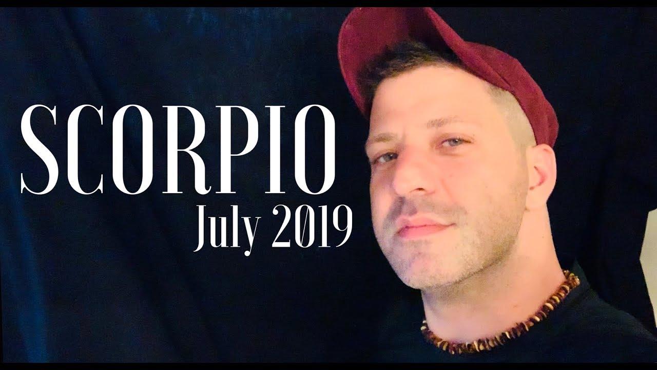 SCORPIO July 2019 - OMG! PREPARE FOR A BIG SURPRISE! | Good News | Love -  Scorpio Horoscope Tarot