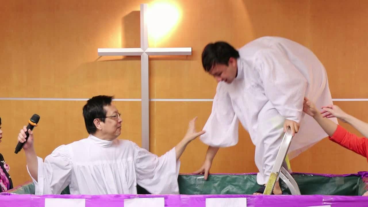 復活節浸禮/轉會禮/見證 @Apr ,1,2018 - YouTube