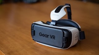 Testing Samsung Gear VR for Galaxy S6 Game Demos