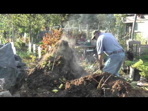 No Smell Composting Video 6