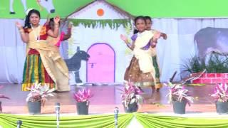 Pongal THEME Dance @ Spark CBSE School,Vellore-55