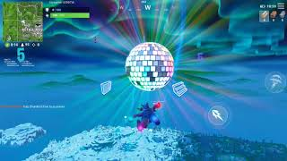 Fortnite New Years Event on galaxy s7