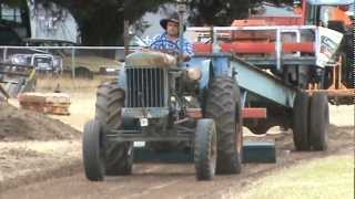 COLAC VINTAGE TRACTOR PULL