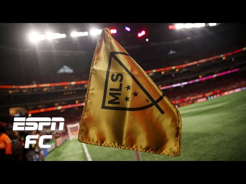 MLS Needs To Think Differently Than UFC, Bundesliga With Restart Plan - Taylor Twellman | ESPN FC