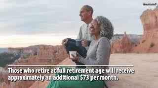 Social Security Checks to Increase in 2019