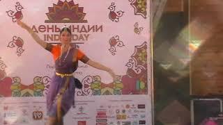 Maria Zeltsova Bharatanatyam