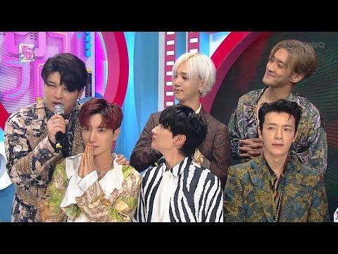 Super Junior Comeback Special Interview!! [Inkigayo Ep 953]