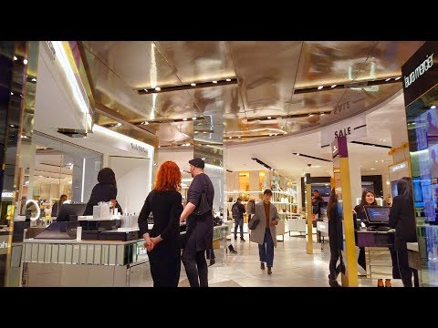 ⁴ᴷ Inside Harvey Nichols, Knightsbridge Department Store 👗 London Store Tour