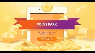 AliExpress Coins and Coupons Freebies Daily Tasks Lucky Forest Coins Park Mobile App