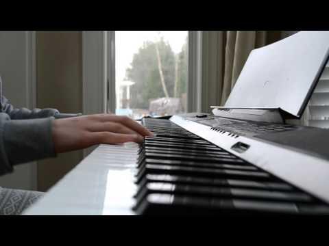 Summer Waltz Piano Cover