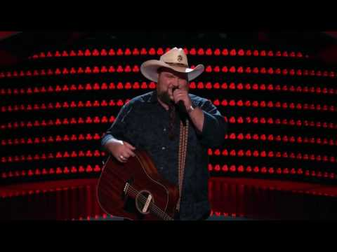 The Voice 2016 Blind Audition   Sundance Head   I ve Been Loving You Too Long 2