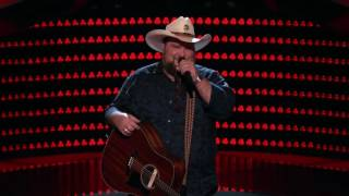 The Voice 2016 Blind Audition   Sundance Head   I ve Been Loving You Too