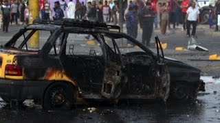 Rush hour car bombing in Baghdad kills at least 10