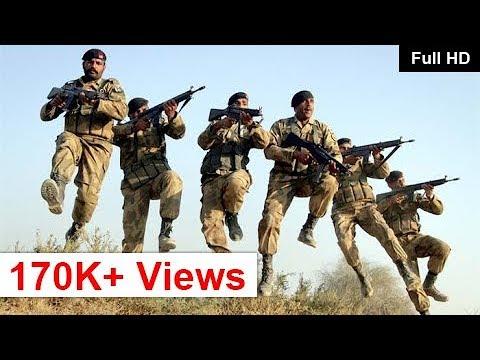 Nara e Takbeer Allah O Akbar   Pakistan Army Song 2017   Arsal Records