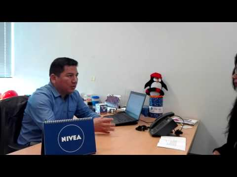 Entrevista de la empresa Beiersdorf
