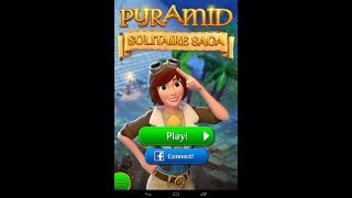 Pyramid Solitaire Saga Apk V1.57.0 | Mod Game | Card Game | Android Gameplay