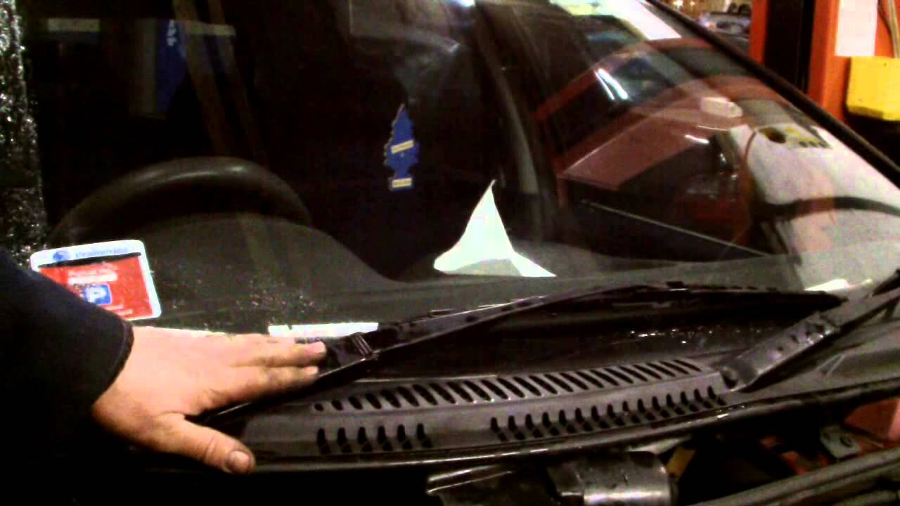 wiper motor install punto watch windscreen linkage repair fix kit fiat clip