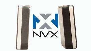 NVX MVPA1 and MVPA4 Micro V-series Amplifiers