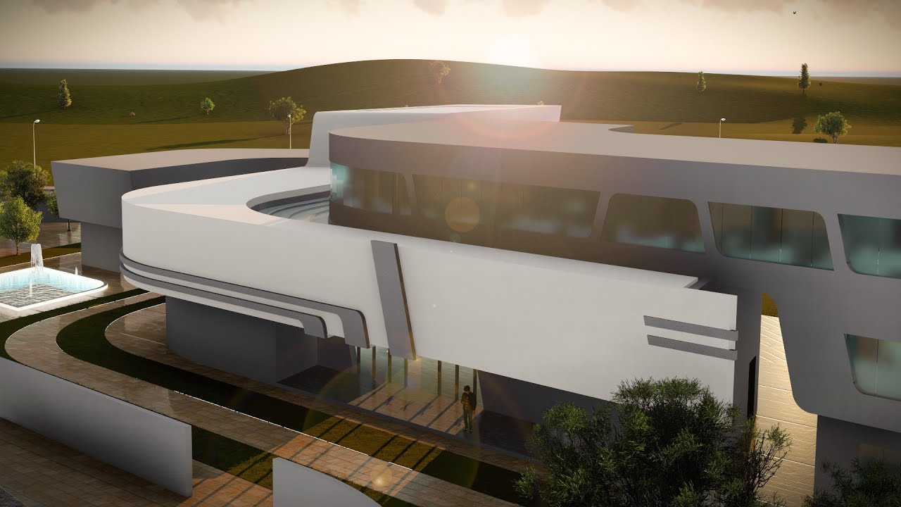 Foyer universitaire pour étudiants d'architecture   youtube
