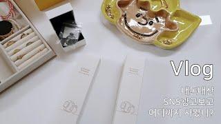 Vlog[#7] 내돈내산 │악세사리클리너│리샤이너│악세…