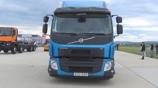 Volvo FE 320 Lorry Truck Exterior and Interior
