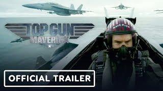 Top Gun Maverick 2020   Official Trailer  Tom Cruise, Ed Harris, Jon Hamm  SDCC 2019