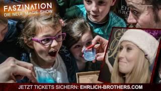 Ehrlich Brothers: Faszination in Luxemburg