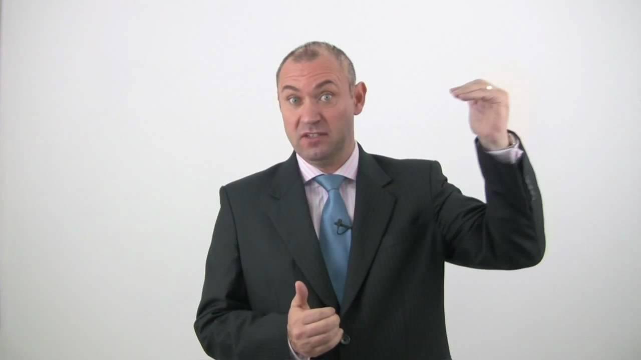 Erin Gates business presentation, body language did this