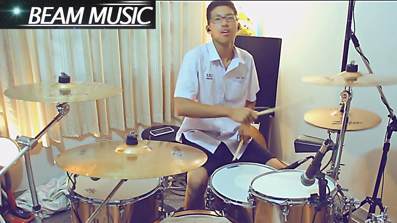 ศึกษานารี - LABANOON Drums cover Beammusic