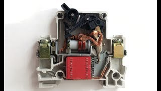 Автоматический выключатель - устройство и принцип работы. Обзор автоматического выключателя