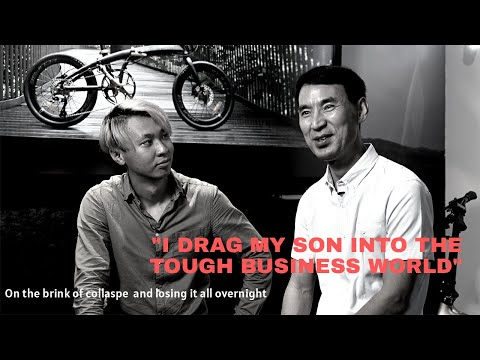 Never Give Up - MOBOT's Father and Son Team   A Singapore Brand Story