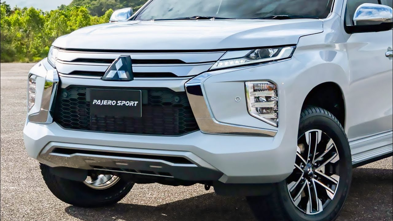 2020 Mitsubishi Pajero Sport Unveiled The Best Family Suv