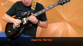 Cryin' - Joe Satriani (aula de guitarra)