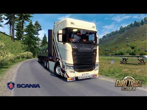 ETS2 1.30 Open Beta - Scania S730 - Lyon to Marseille