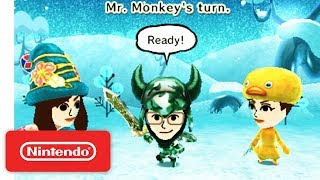 Download Miitopia - Tips from the Guardian Spirit: How to Be a True Hero! - Nintendo 3DS Mp3 and Videos