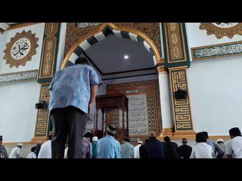 Suara Merdu Azan dari Masjid Agung Baiturrahim Pohuwato Gorontalo
