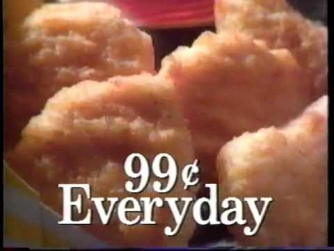 Wendys 99 Cent Value Meal Commercial
